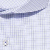 Konishi Easy Iron Graph Check Shirt