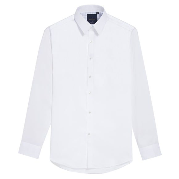 Takahashi Easy Iron White Shirt