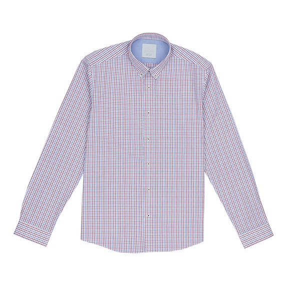 Earlham Oxford Check Shirt
