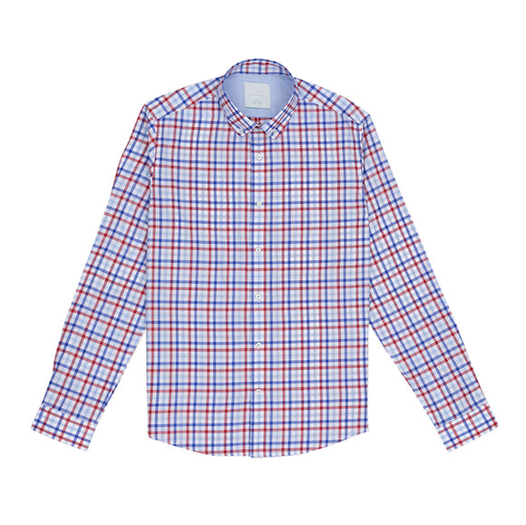 Brunswick Park Check Shirt