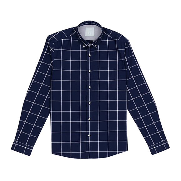 Ampton Oxford Windowpane Shirt