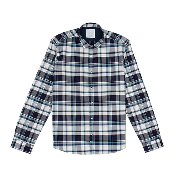 Old Brompton Plaid Shirt