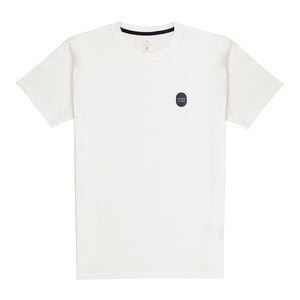 White Washed Cotton Tee