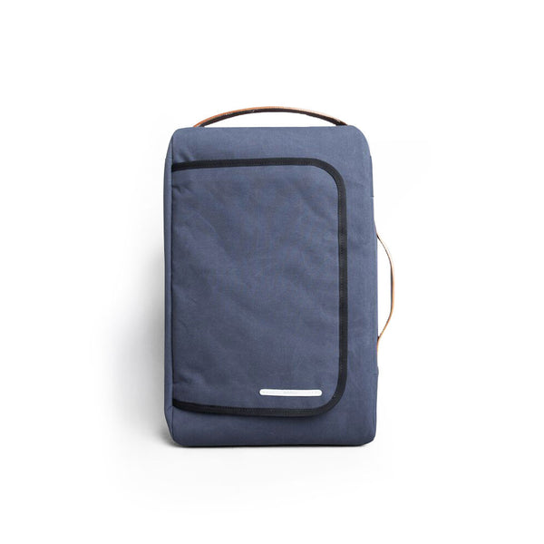Rawrow R BAG 112 RAW WAXED 15 INCH NAVY - Men's Online Shopping in Singapore | The Assembly Store - 1
