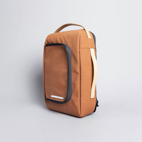 Rawrow R BAG 208 RAW WAXED 13 INCH ORANGE - Men's Online Shopping in Singapore | The Assembly Store - 2