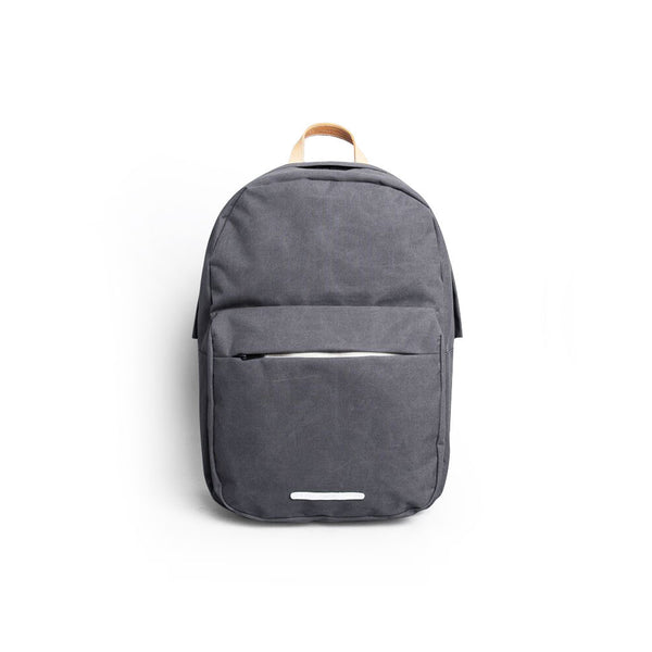 Rawrow R BAG 440 RAW WAXED 13 INCH CHARCOAL - Men's Online Shopping in Singapore | The Assembly Store - 1