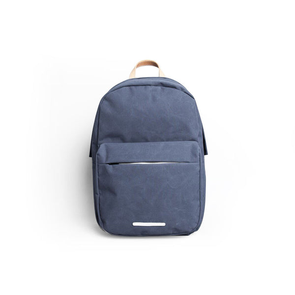 Rawrow R BAG 440 RAW WAXED 13 INCH NAVY - Men's Online Shopping in Singapore | The Assembly Store - 1