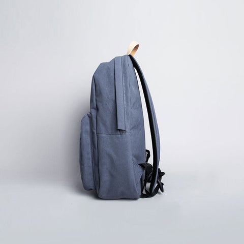 Rawrow R BAG 440 RAW WAXED 13 INCH NAVY - Men's Online Shopping in Singapore | The Assembly Store - 3