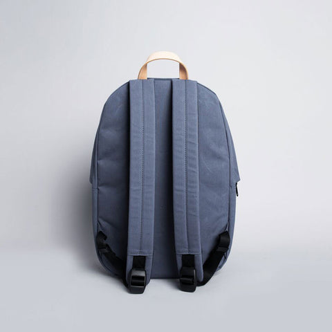Rawrow R BAG 440 RAW WAXED 13 INCH NAVY - Men's Online Shopping in Singapore | The Assembly Store - 4