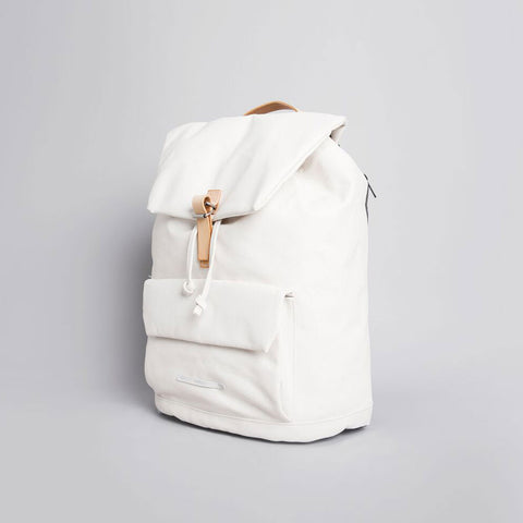 Rawrow R BAG 511 RUGGED CANVAS 15 INCH WHITE - Men's Online Shopping in Singapore | The Assembly Store - 2