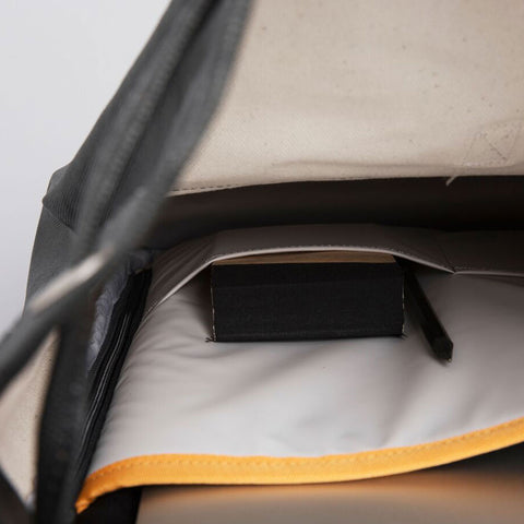 Rawrow R BAG 511 RUGGED CANVAS 15 INCH WHITE - Men's Online Shopping in Singapore | The Assembly Store - 6