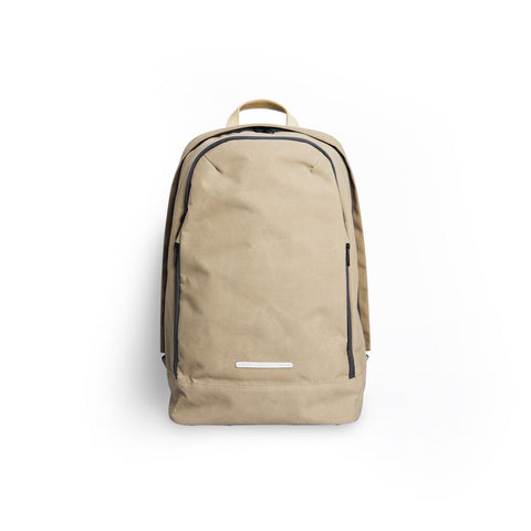 Rawrow R BAG 530 RAW WAXED 15 INCH BEIGE - Men's Online Shopping in Singapore | The Assembly Store - 1