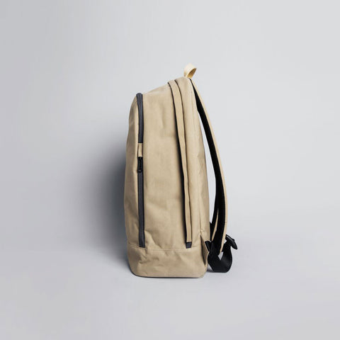 Rawrow R BAG 530 RAW WAXED 15 INCH BEIGE - Men's Online Shopping in Singapore | The Assembly Store - 3