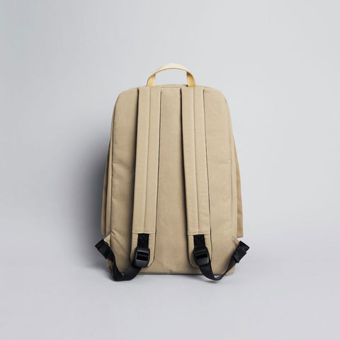 Rawrow R BAG 530 RAW WAXED 15 INCH BEIGE - Men's Online Shopping in Singapore | The Assembly Store - 4