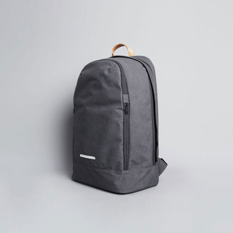 Rawrow R BAG 540 RAW WAXED 13 INCH CHARCOAL - Men's Online Shopping in Singapore | The Assembly Store - 2