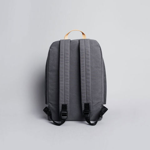 Rawrow R BAG 540 RAW WAXED 13 INCH CHARCOAL - Men's Online Shopping in Singapore | The Assembly Store - 4