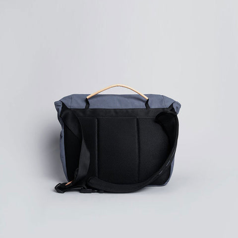 Rawrow R MESSENGER 500 RAW WAXED 15 INCH NAVY - Men's Online Shopping in Singapore | The Assembly Store - 4