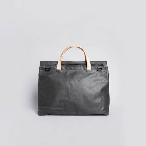 Rawrow R TOTE 150 MINU RUGGED CANVAS CHARCOAL - Men's Online Shopping in Singapore | The Assembly Store - 4