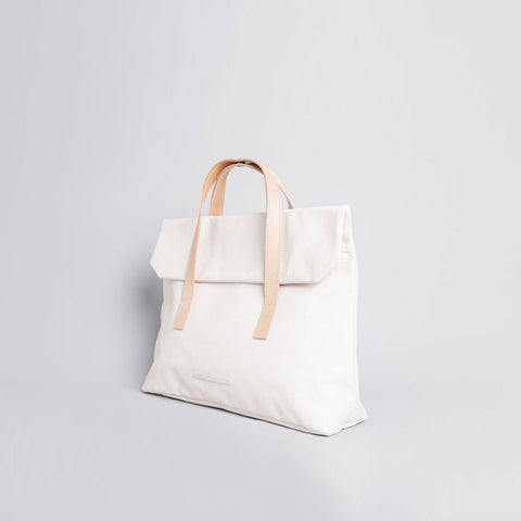 Rawrow R TOTE 150 MINU RUGGED CANVAS WHITE - Men's Online Shopping in Singapore | The Assembly Store - 3