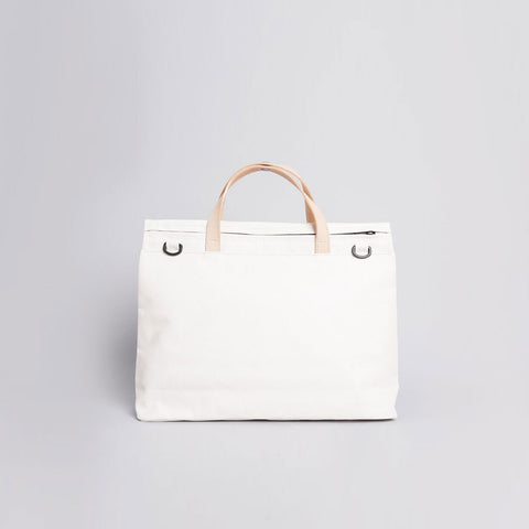 Rawrow R TOTE 150 MINU RUGGED CANVAS WHITE - Men's Online Shopping in Singapore | The Assembly Store - 5