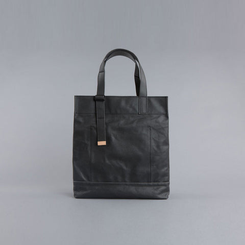 Rawrow R TOTE 290 RUGGED CANVAS BLACK - Men's Online Shopping in Singapore | The Assembly Store - 2