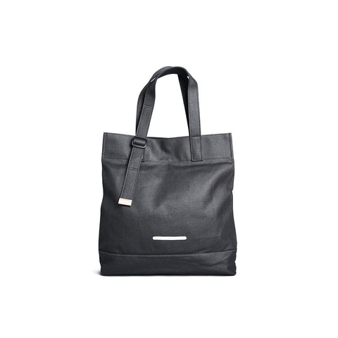 Rawrow R TOTE 290 RUGGED CANVAS CHARCOAL - Men's Online Shopping in Singapore | The Assembly Store - 1