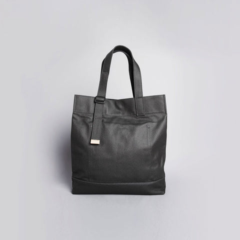 Rawrow R TOTE 290 RUGGED CANVAS CHARCOAL - Men's Online Shopping in Singapore | The Assembly Store - 2