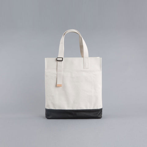 Rawrow R TOTE 290 RUGGED CANVAS WHITE - Men's Online Shopping in Singapore | The Assembly Store - 2