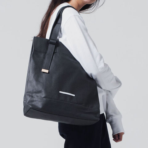 Rawrow R TOTE 290 RUGGED CANVAS CHARCOAL - Men's Online Shopping in Singapore | The Assembly Store - 4