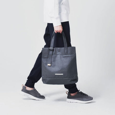 Rawrow R TOTE 290 RUGGED CANVAS CHARCOAL - Men's Online Shopping in Singapore | The Assembly Store - 5