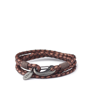 Ralph Bracelet (Antique) - Brown