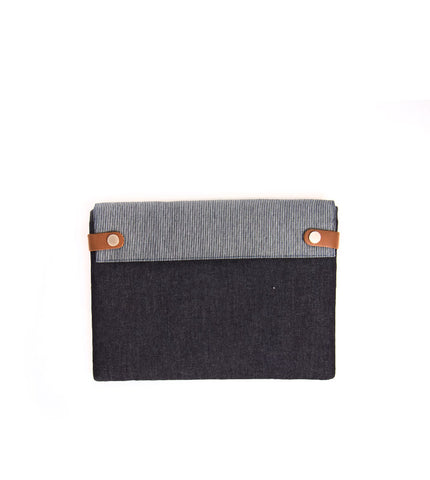 Denim Stripe Slim Case