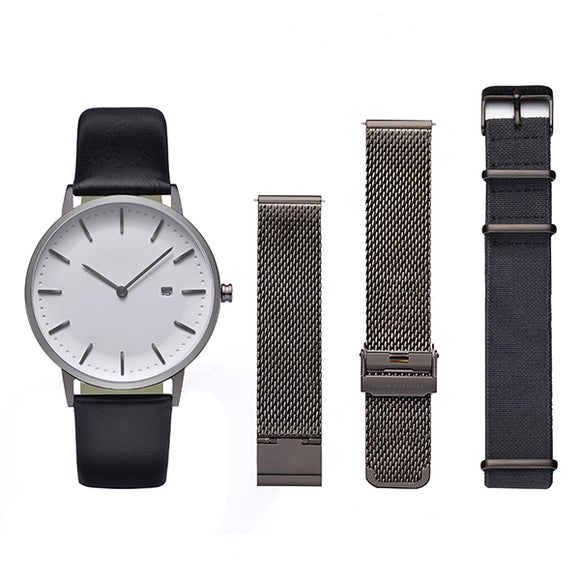 The Everyday Watch II-MS19 Gunmetal