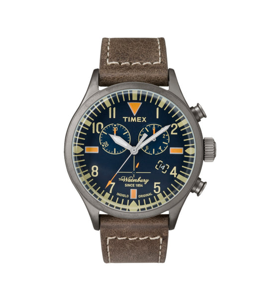 Timex The Waterbury Chronograph - Men's Online Shopping in Singapore | The Assembly Store