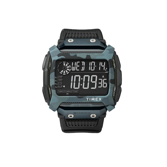Command Shock Digital Watch