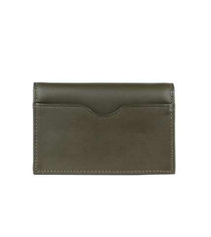 Gnome & Bow Warren Card Holder Forest Green - Men's Online Shopping in Singapore | The Assembly Store - 3