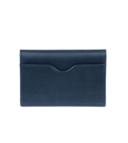 Gnome & Bow Warren Card Holder Midnight Blue - Men's Online Shopping in Singapore | The Assembly Store - 3