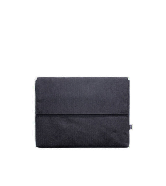 "Fabrix Deluxe Laptop Case 12"" Midnight Herringbone - Men's Online Shopping in Singapore 