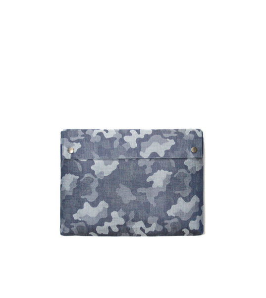 "Fabrix Folio Case 12"" Camo Couture - Men's Online Shopping in Singapore 