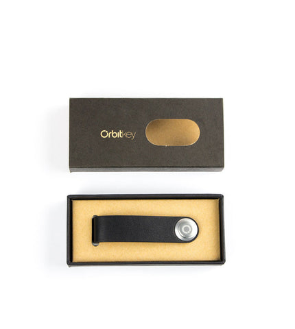 Orbitkey Leather Black - Men's Online Shopping in Singapore | The Assembly Store - 3