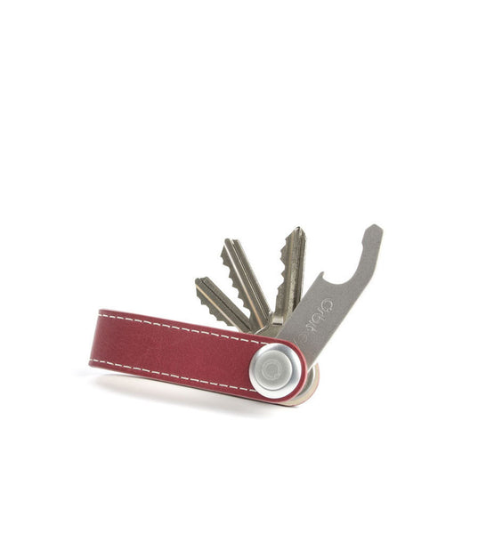 Orbitkey Leather Red - Men's Online Shopping in Singapore | The Assembly Store - 1