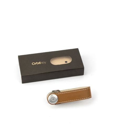 Orbitkey Leather Tan - Men's Online Shopping in Singapore | The Assembly Store - 2