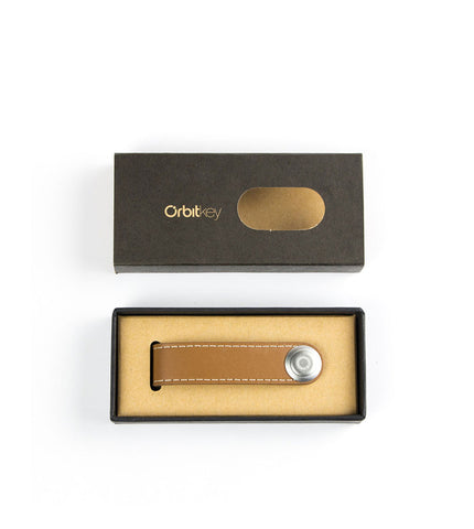 Orbitkey Leather Tan - Men's Online Shopping in Singapore | The Assembly Store - 3