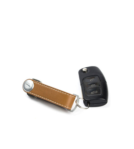 Orbitkey Leather Tan - Men's Online Shopping in Singapore | The Assembly Store - 4
