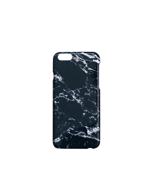 Fabrix Marble Snap Case iPhone 6 Black - Men's Online Shopping in Singapore | The Assembly Store