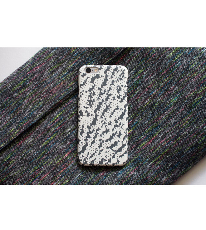 YZY Snap Case iPhone 6(S) Plus Grey