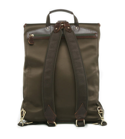 Gnome & Bow Clifford Backpack - Forest Green - Men's Online Shopping in Singapore | The Assembly Store - 3