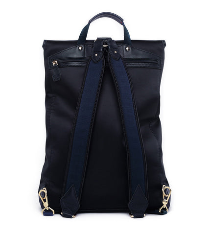 Gnome & Bow Clifford Backpack - Midnight Blue - Men's Online Shopping in Singapore | The Assembly Store - 3