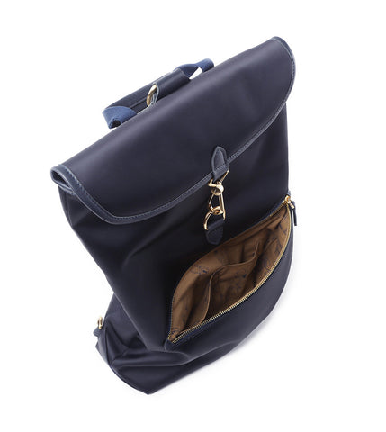 Gnome & Bow Clifford Backpack - Midnight Blue - Men's Online Shopping in Singapore | The Assembly Store - 7