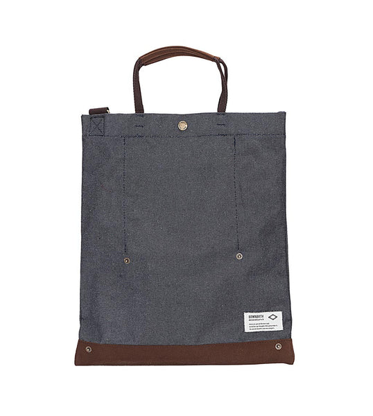 Brown Breath Deliver Bag Denim - Men's Online Shopping in Singapore | The Assembly Store - 1